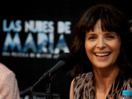 The Morelia International Film Festival spellbound by Juliette Binoche