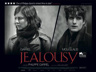 La Jalousie - Poster - United Kingdom