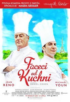 Comme un chef - Poster Pologne