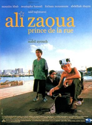 Ali Zaoua, príncipe de Casablanca
