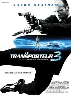 Le Transporteur 3 - Poster - France