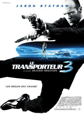 The Transporter III - Poster - France