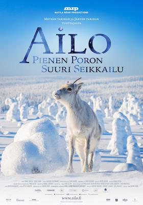Ailo's Journey - Poster - Finland