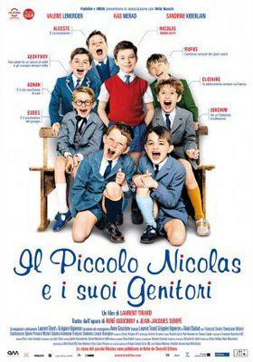 Little Nicholas - Poster - Italy - © Dr
