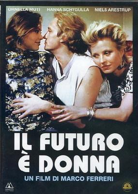 Le Futur est femme - Poster Italie