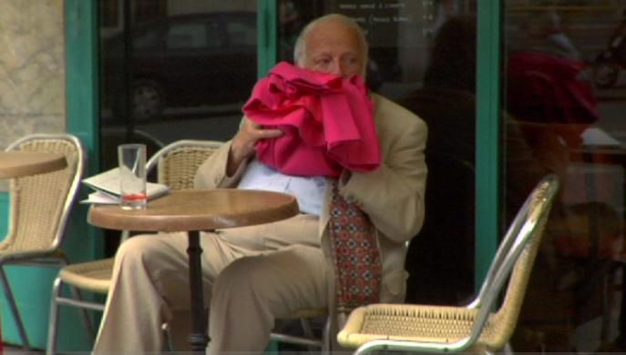 The Story of the Pink Coat Which Shows its True Colors