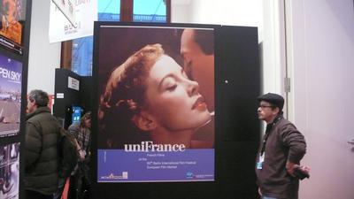 Balance del Mercado de la 60a Berlinale - © UniFrance