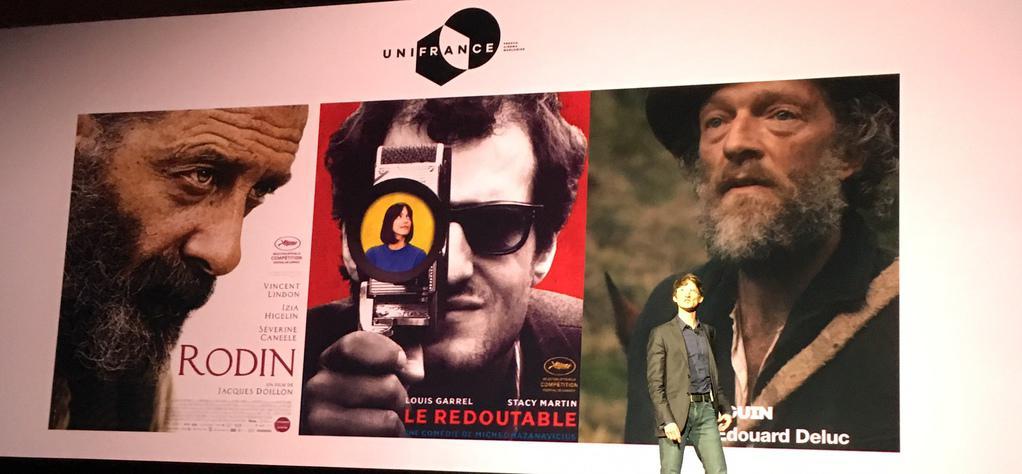 UniFrance ha estado presente en el CineEurope 2017