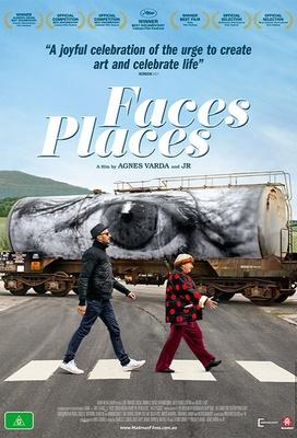 Faces, Places - Poster - Netherlands