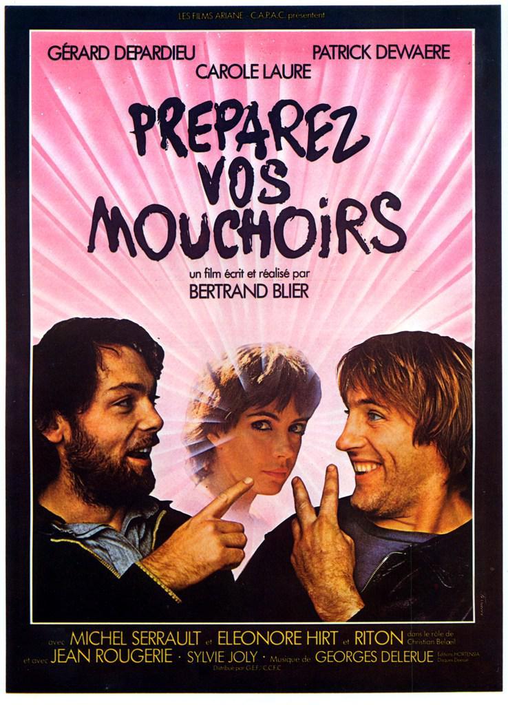 Préparez vos mouchoirs - Poster France