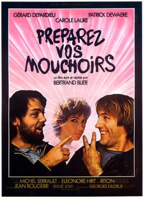 Get Out Your Handkerchiefs - Poster France