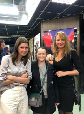 Portfolio : 9e édition du Cinéma Français Aujourd'hui au Kazakhstan - Soirée de Clôture - © UniFrance