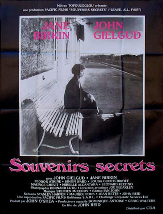 Souvenirs secrets
