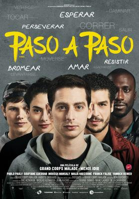 Paso a paso - Poster - Mexico
