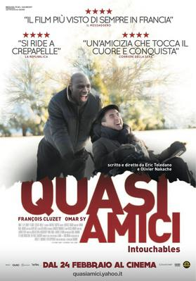 The Intouchables - Poster - Italy