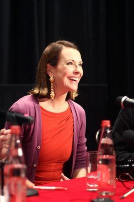 Carole Bouquet abre en Moscú p el Festival