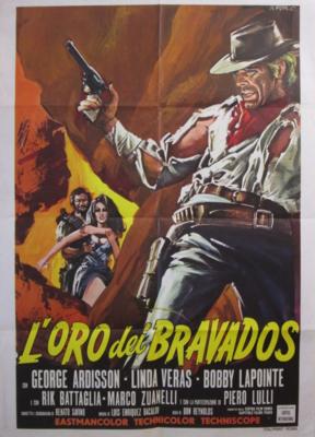 Chapaqua's Gold - Poster - Italy