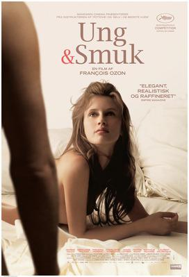 Young & Beautiful - Poster - Denmark