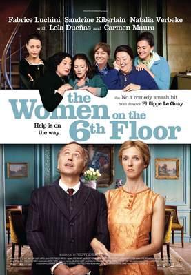 Las Chicas de la sexta planta - Poster Australie