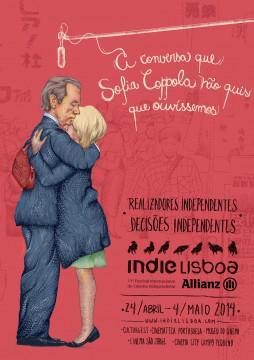 リスボン - IndieLisboa - 国際インディペンデント映画祭 - 2014