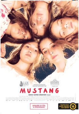 Mustang - Poster - Hungary