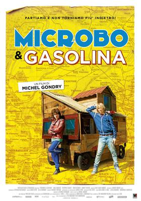 Microbe and Gasoline - Poster - Italy