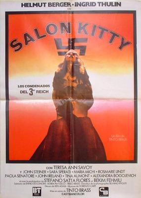 Salon Kitty (Les Nuits chaudes de Berlin) - Poster Argentine