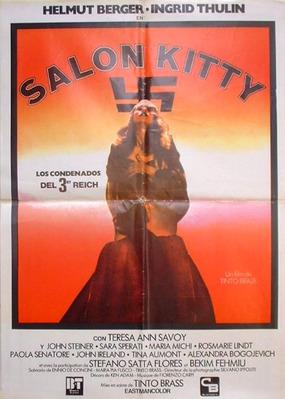 Salon Kitty - Poster Argentine