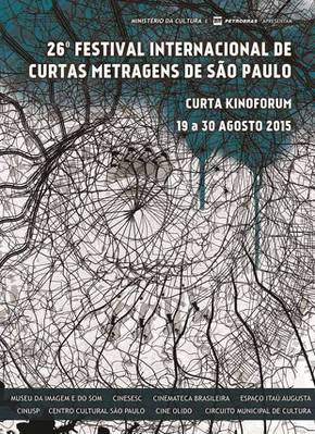 São Paulo  International Short Film Festival - 2015