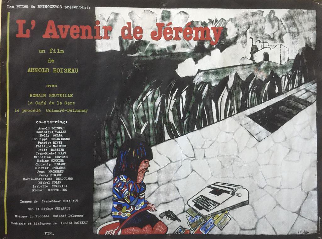 L'Avenir de Jérémy