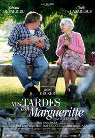 My Afternoons with Marguerite - Poster - Spain