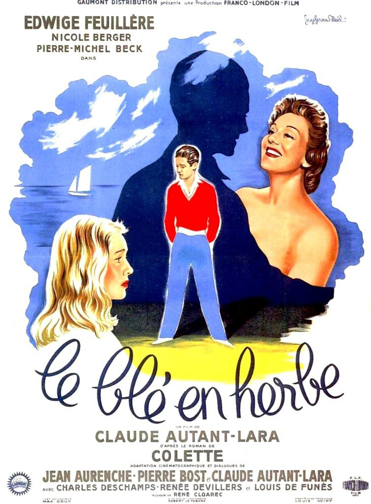 The Game of Love - Poster France
