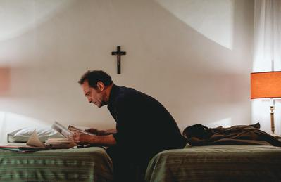 Vincent Lindon - © Shana Besson