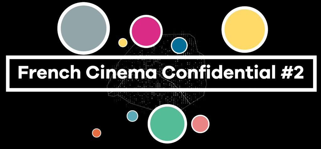 French Cinema Confidential - Jour 2