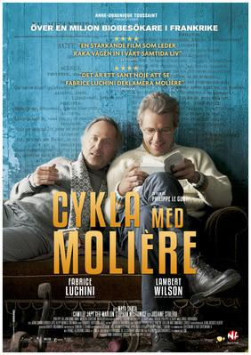 Alceste à bicyclette - Poster- Sweden