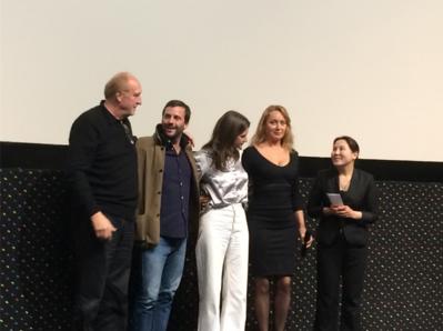 Efeméride: 9.ª edición del Cine Francés de Hoy en Kazajistán - Soirée de Clôture - © UniFrance