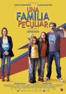 Una familia peculiar - Poster - Mexico