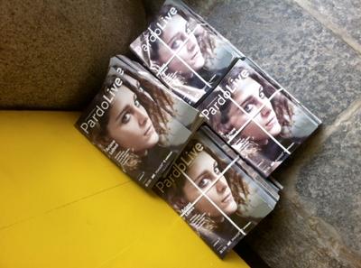 Lucie Borleteau in Locarno, a diary