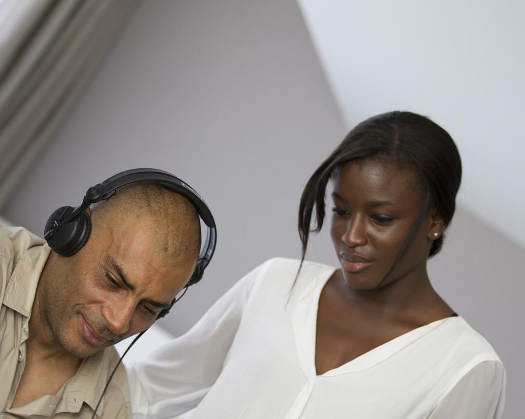 Mariama Gueye - © Pan-Europeenne - Photos : Clarte Noire