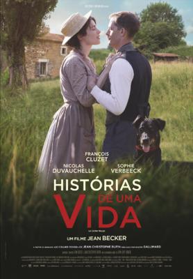 El collar rojo - Poster - Portugal