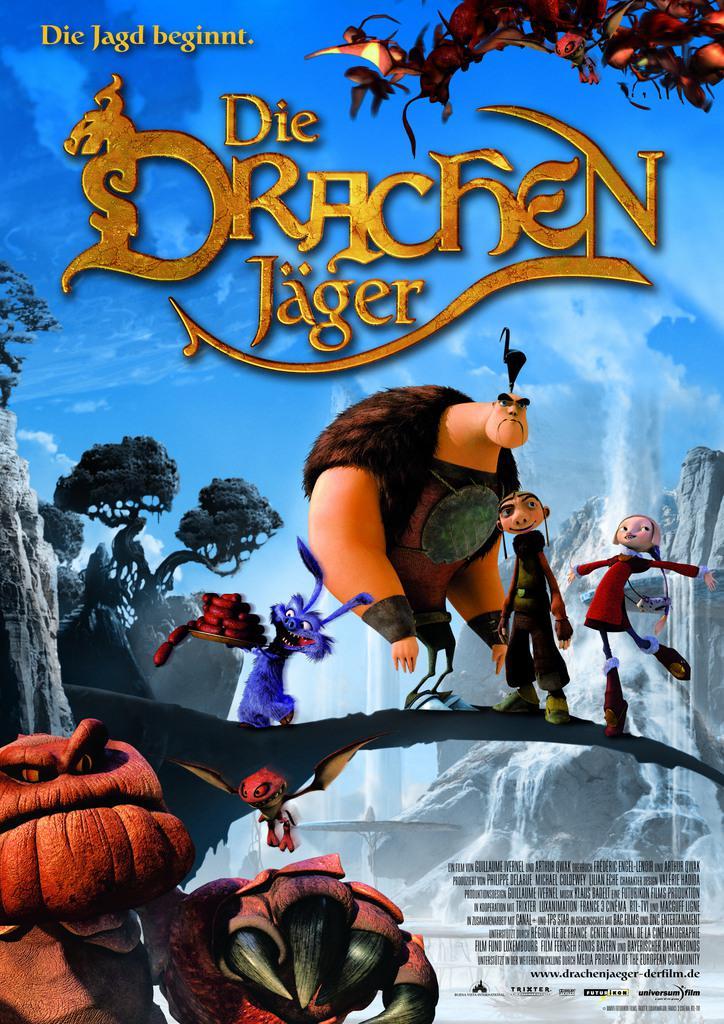 chasseurs de dragons 2008 unifrance films