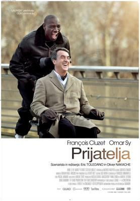 Intouchables - PosteR - Slovenia