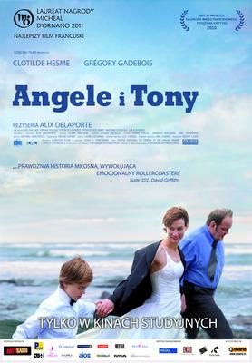 Angèle et Tony - Poster - Pologne