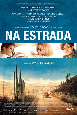 On the Road - Poster Espagne