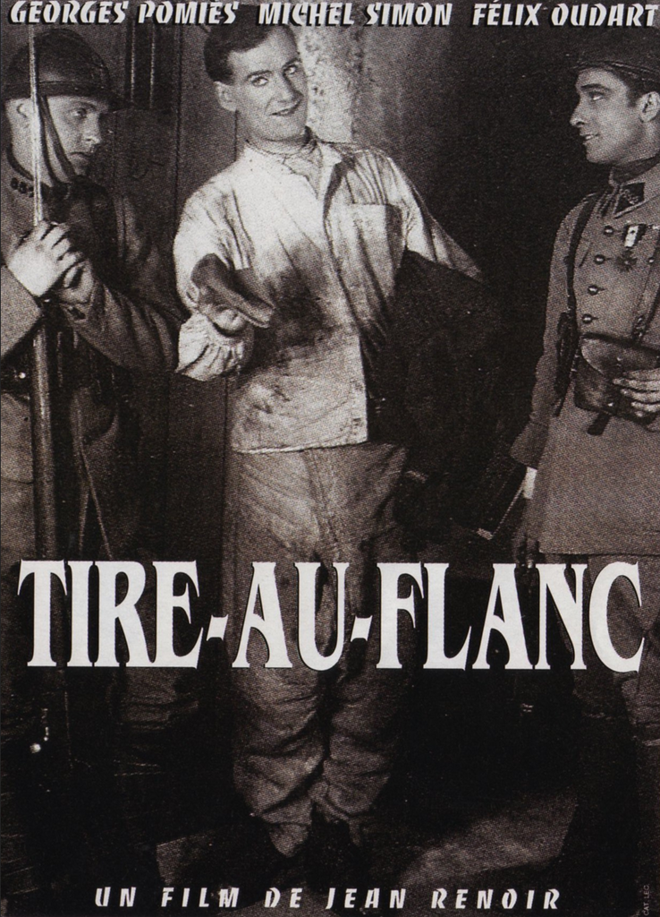 Tire-au-flanc