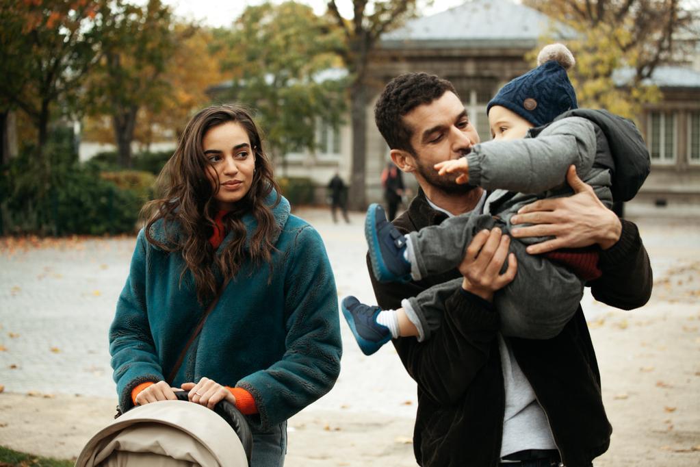 Souheila Yacoub - © Shanna Besson