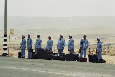 Visite de la fanfare (La)/迷子の警察音楽隊