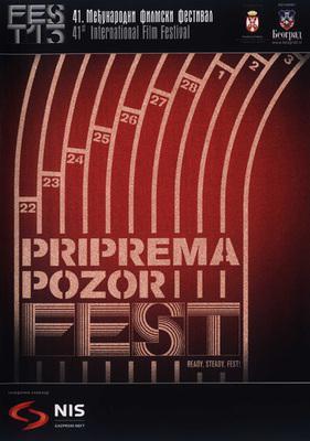 Belgrade - Festival Internacional del Film - 2013