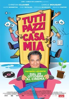 Une heure de tranquillité - Poster - Italy