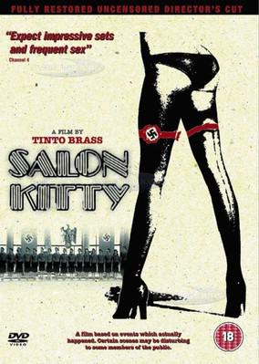 Salon Kitty - Jaquette DVD Royaume-Uni